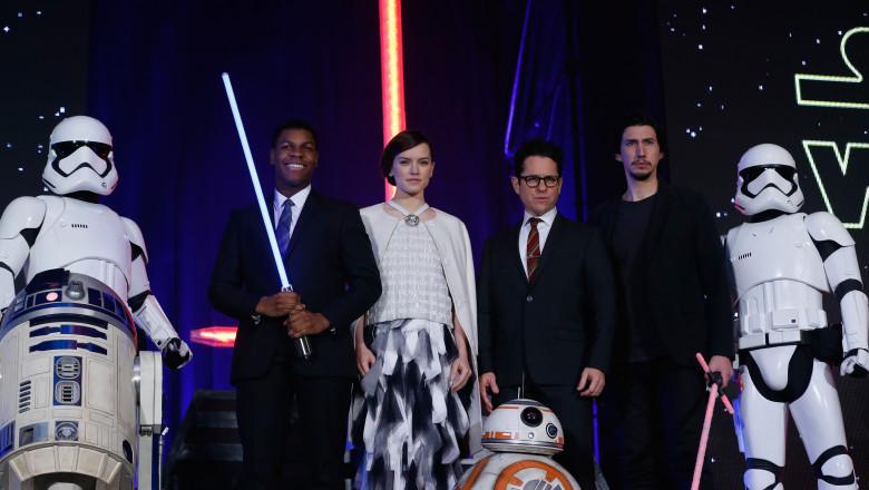 Premiera Star Wars GettyImages-500794156
