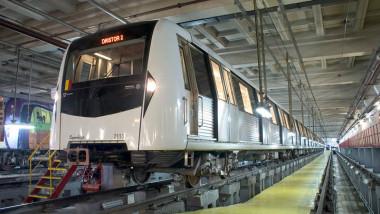 metrou in depou foto facebook metrorex