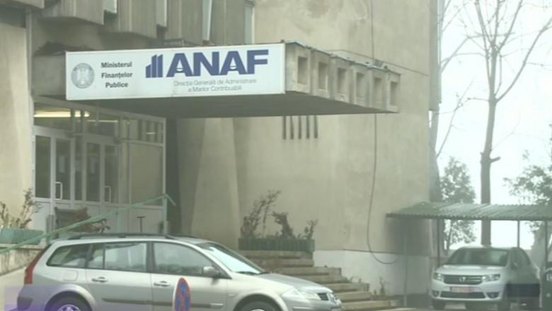 anaf - sediu