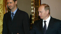 bashar al assad vladimir putin getty