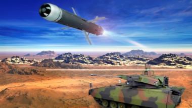 racheta antitanc