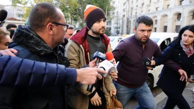 Alin Anastasescu proprietar Colectiv audiat la Parchetul General agerpres 2 noiembrie 2015agerpres 8076121