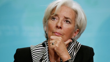 Christine Lagarde, sefa BCE