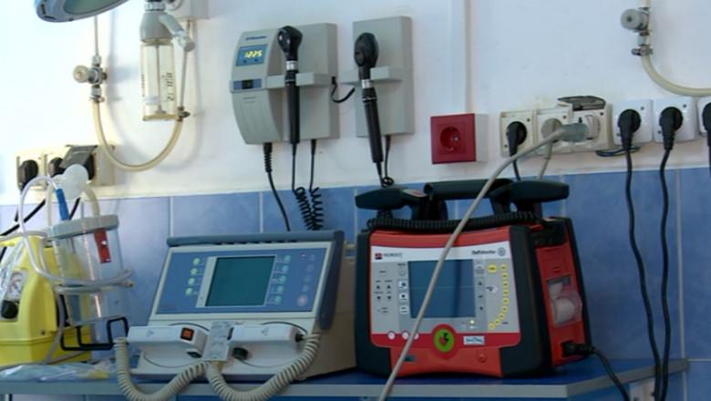 spital aparatura medicala