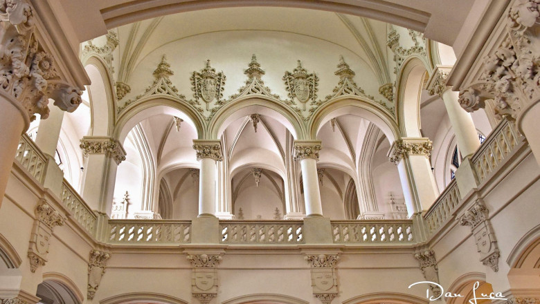 Palatul Culturii Iasi - Fotograf Dan Luca 1
