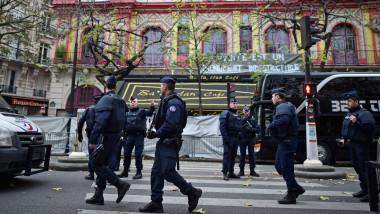 politisti francezi getty
