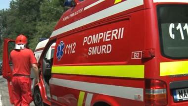 accident pompieri smurd 112