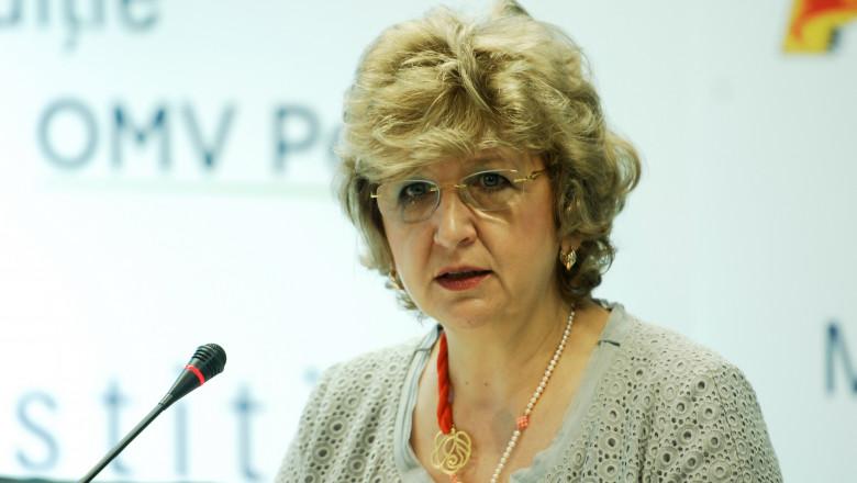 Mariana Gheorghe director general al OMV Petrom agerpres 7641875
