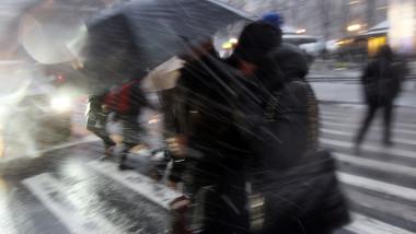 Lapovita si ninsoare vremea meteo GettyImages octombrie 2015