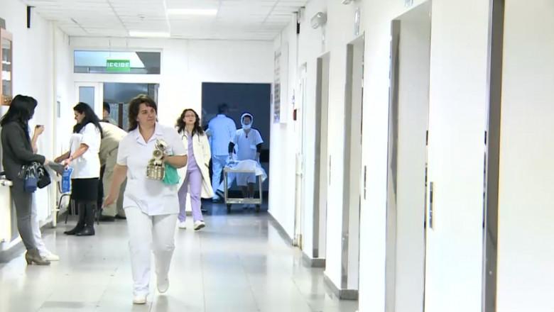 spital medic asistenta pacienti