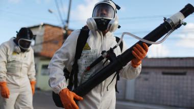 zika protectie tantari - GettyImages-507329988