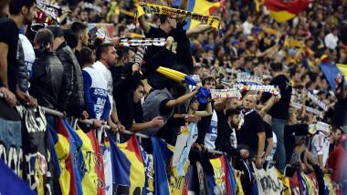 suporteri romania-fotbal-agerpres