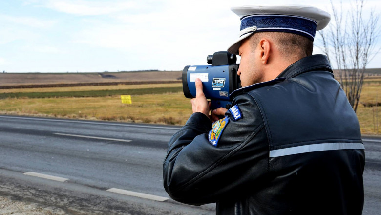 radare laser politia romana
