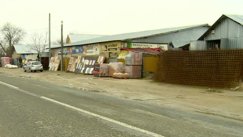 magazin la marginea drumului