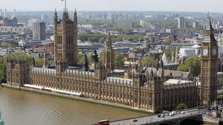Parlament Marea Britanie - Guliver GettyImages-1