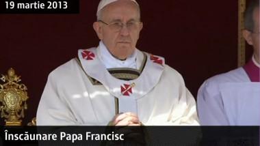 sandra la papa francisc