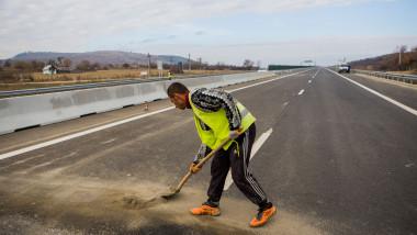 autostrada sibiu orastie inquam photos - 14.10.2015