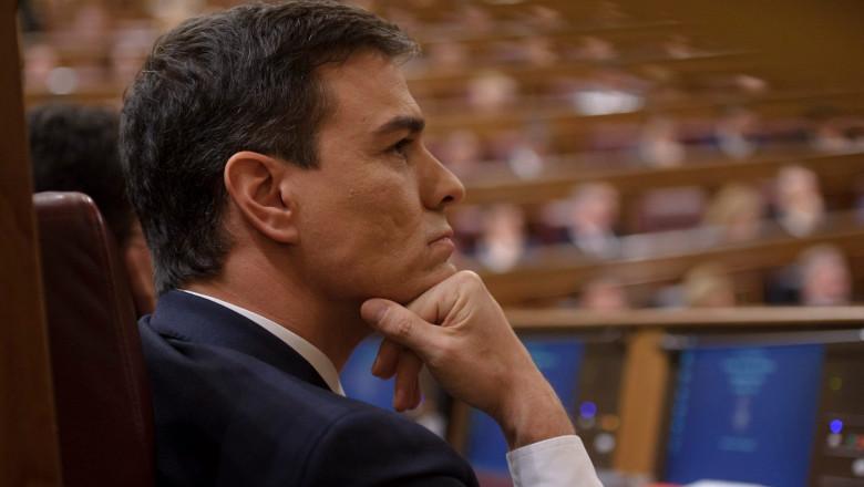 Pedro Sanchez premier desemnat spania 1