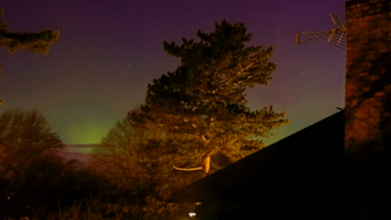 aurora boreala uk