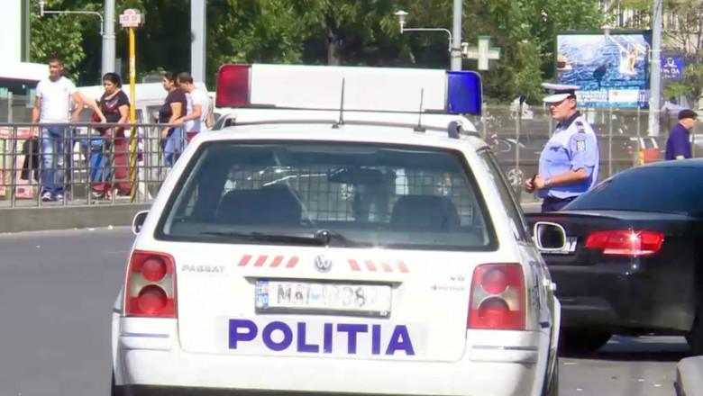 politia masina politist rutiera