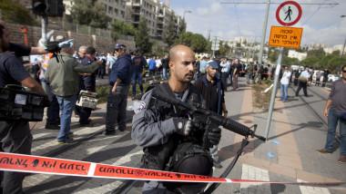 israel israelian politist GettyImages-458438794