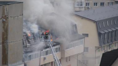 incendiu 1 decembrie - costin vasilescu