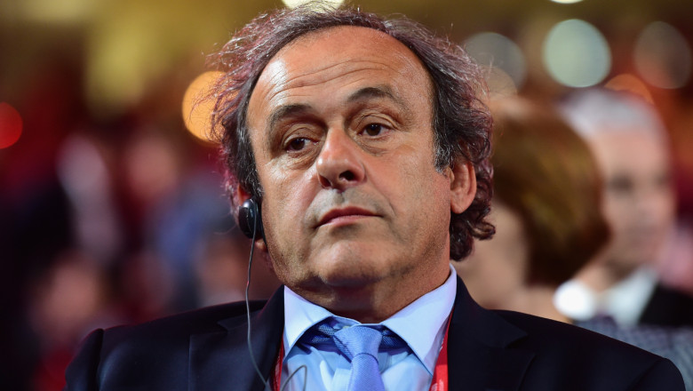michel platini - getty crop