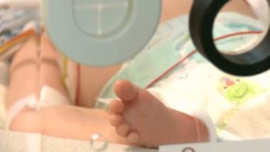 bebelus piciorus