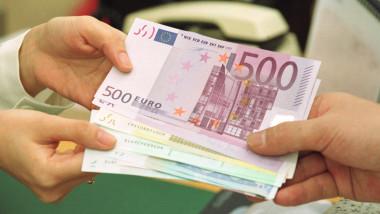 Bani euro fonduri europene GettyImages august 2015