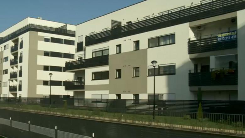 apartament bloc rezidential nou
