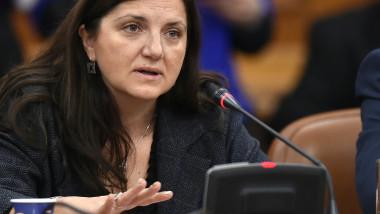 agerpres raluca pruna ministru justitiei la comisie