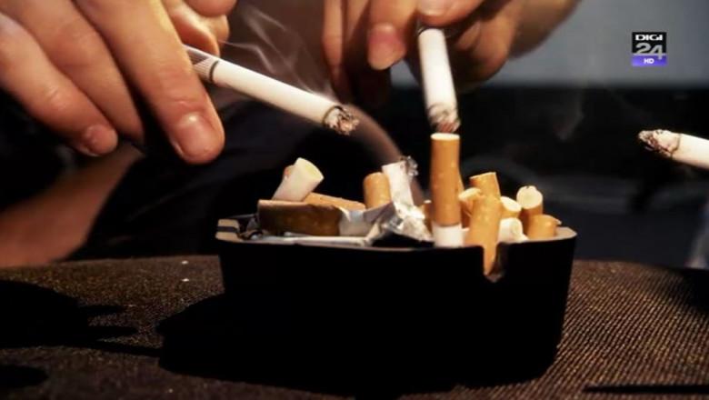 tigara tigari fumatori