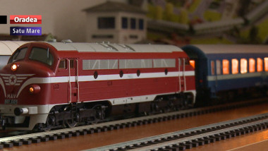colectionari trenuri