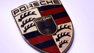 logo porsche GettyImages-163283253