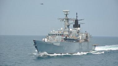 fregata regina maria - fb fortele navale romane