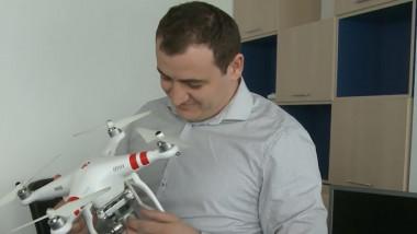 drone romanesti
