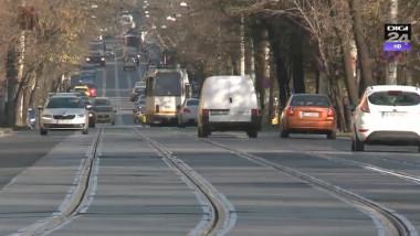 masini tramvai trafic bucuresti