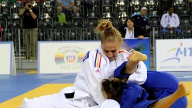 monica ungureanu judo