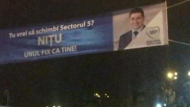 ALEGERI 2016   Politicienii își fac reclamă înainte de campania electorală