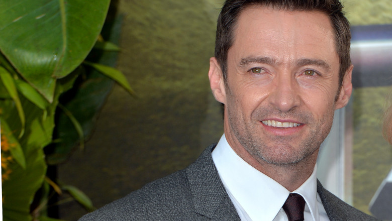 HUGH JACKMAN OPERAT GETTY