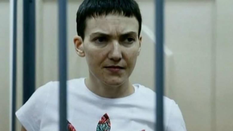 nadia savchenko pilot ucrainean