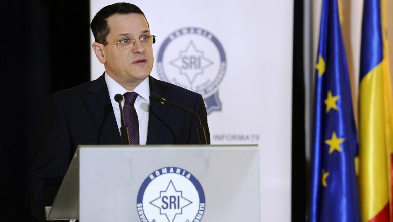 Eduard Hellvig director SRI agerpres septembrie 2015