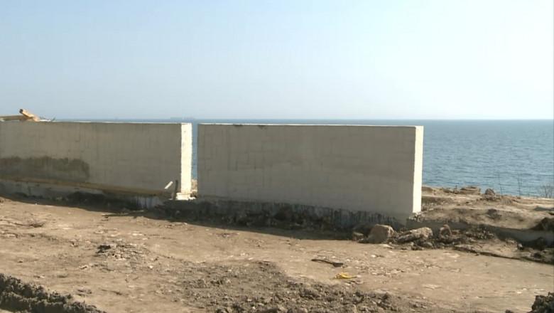zid plaja mangalia