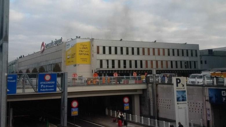 atacuri bruxelles aeroport