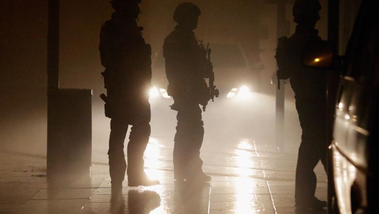 politie noapte germania - GettyImages-503039534