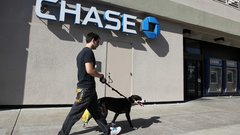 chase bank caine GettyImages-129162588