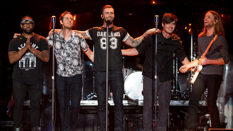 maroon 5 getty