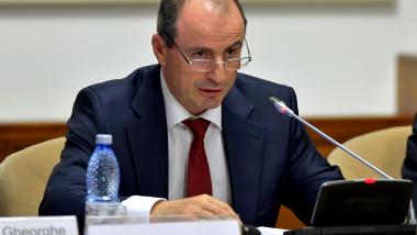 ACHIM IRIMESCU ministrul agriculturii agerpres 8100662