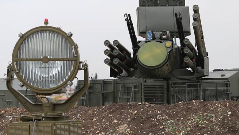 Armament Rusia in Siria decembrie 2015 ministerul apararii rus 2