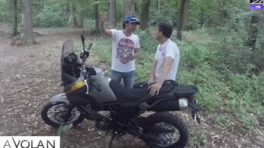 motociclist florea